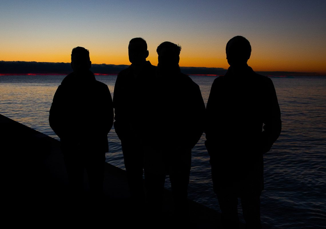 American Football – Silhouettes