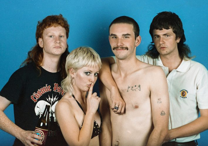 Amyl and The Sniffers  - Europatournee 2019