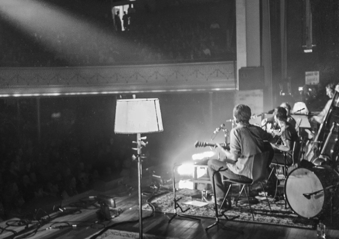 Band Of Horses – Acoustic At The Ryman