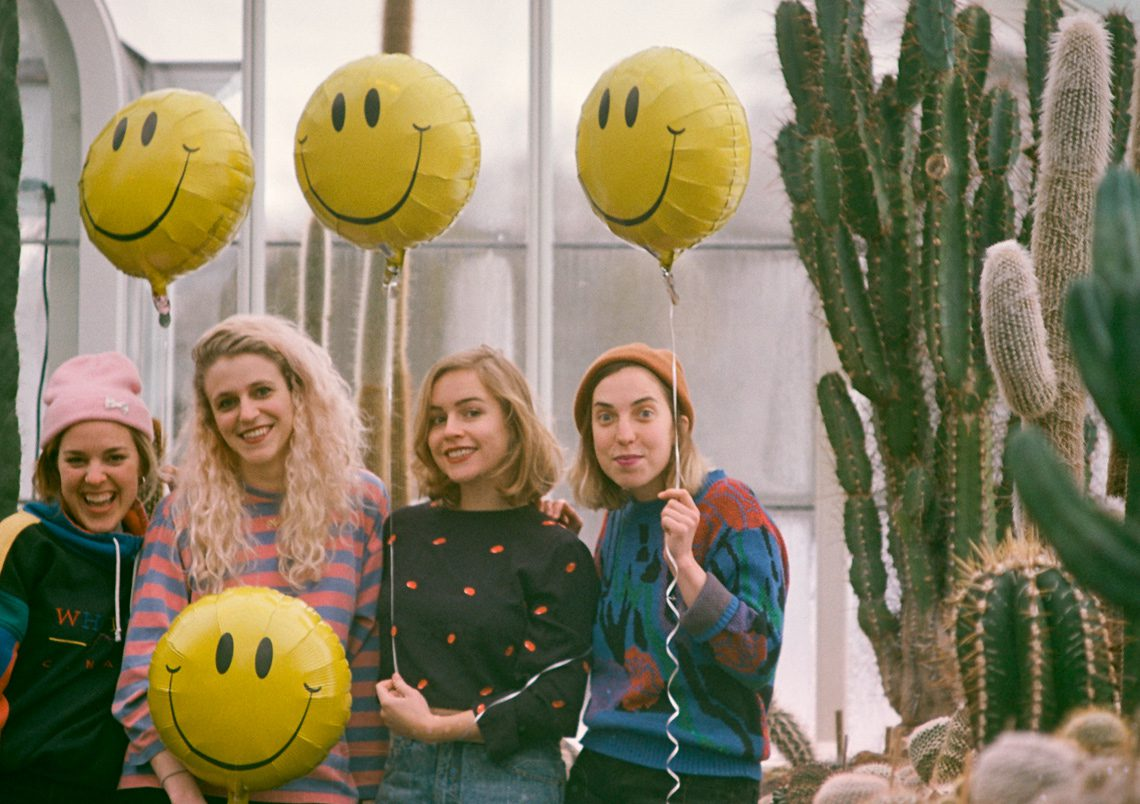 Chastity Belt – I Used to Spend So Much Time Alone