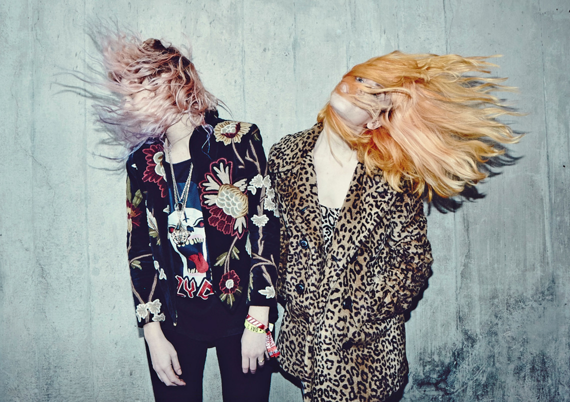Deap Vally – Smile More