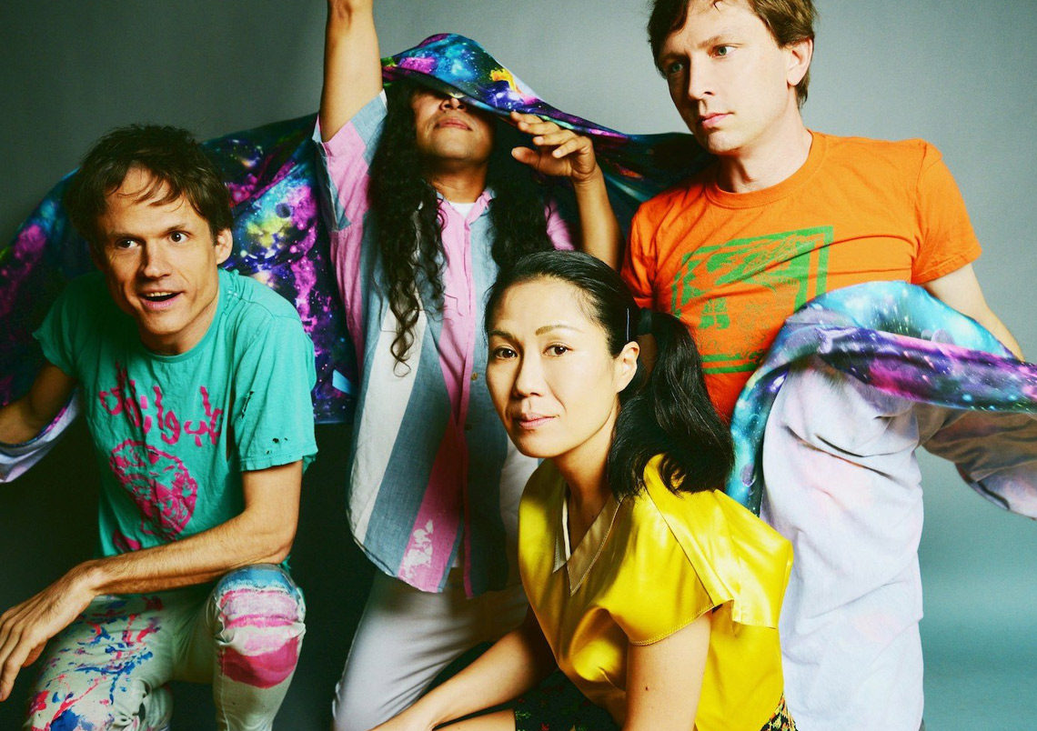 Deerhoof – Mountain Moves