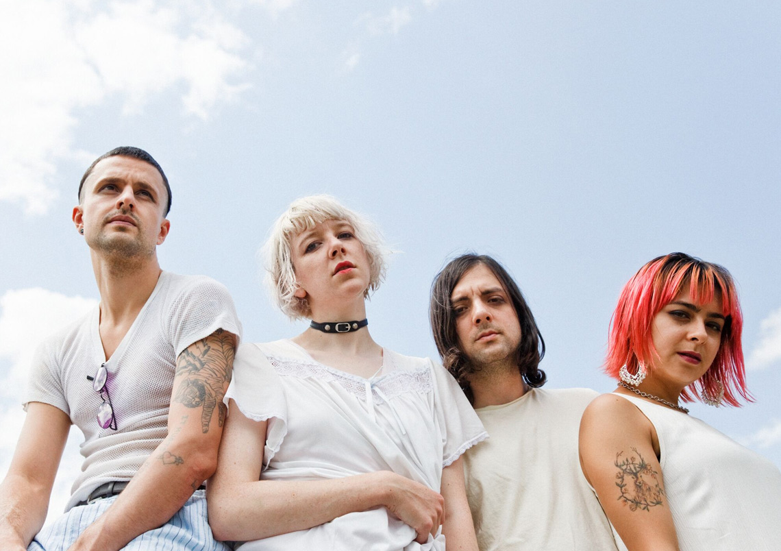 Dilly Dally – Heaven