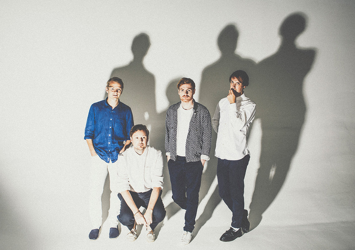 Django Django – Winter's Beach