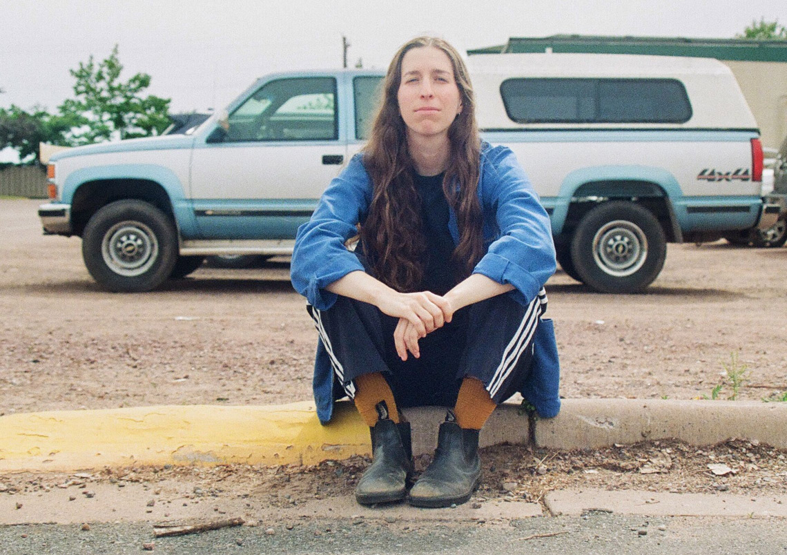 Elori Saxl – The Blue of Distance