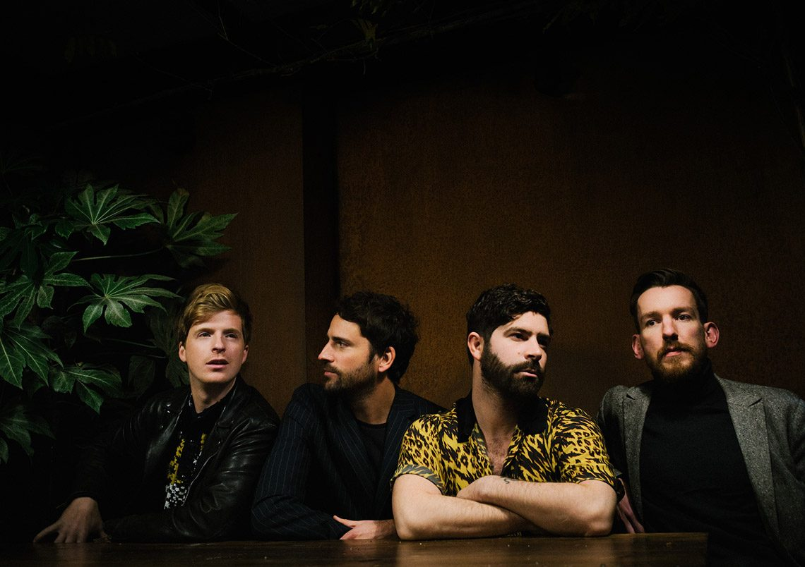 Foals – Everything Not Saved Will Be Lost (Part 1)