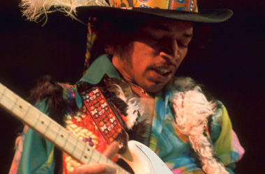Jimi Hendrix – Hear My Train A Comin'