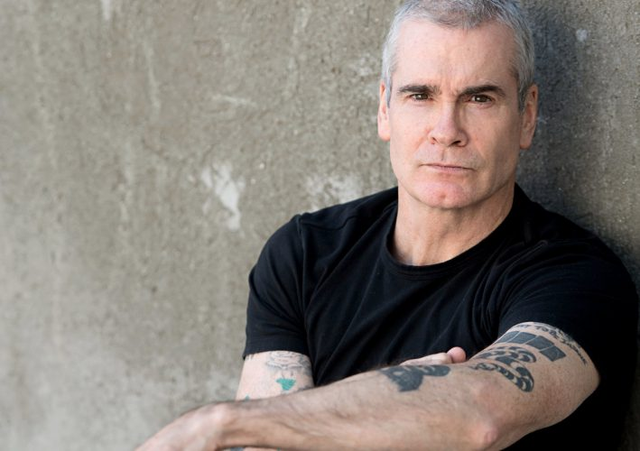 Henry Rollins  - Travel Slideshow