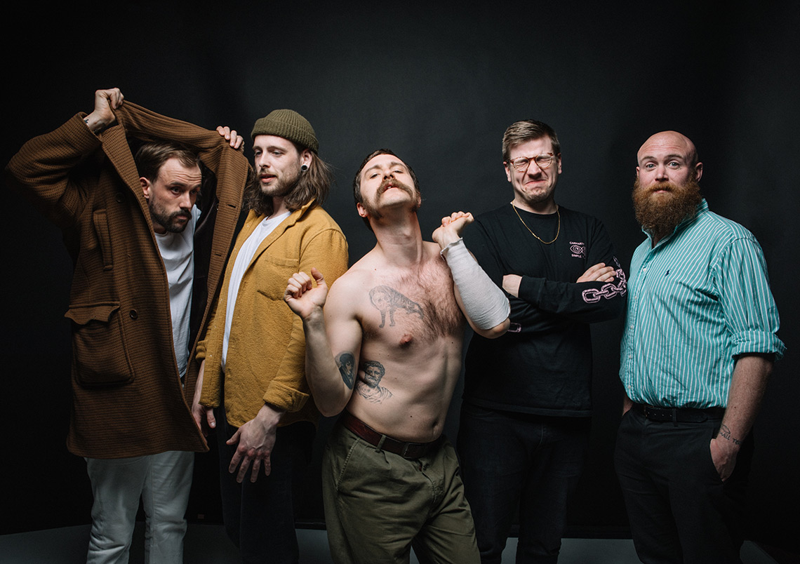 Idles – Joy As An Act Of Resistance