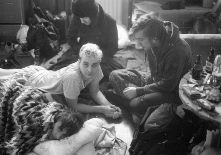 Isolation Berlin  - In manchen Nächten