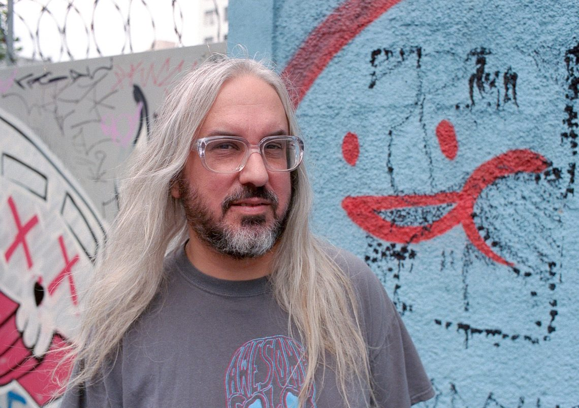 J Mascis – Web So Dense