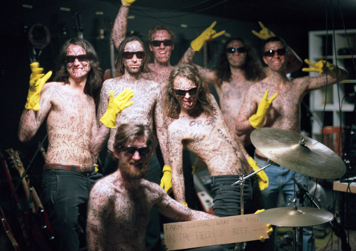 King Gizzard & The Lizard Wizard – Infest The Rats' Nest