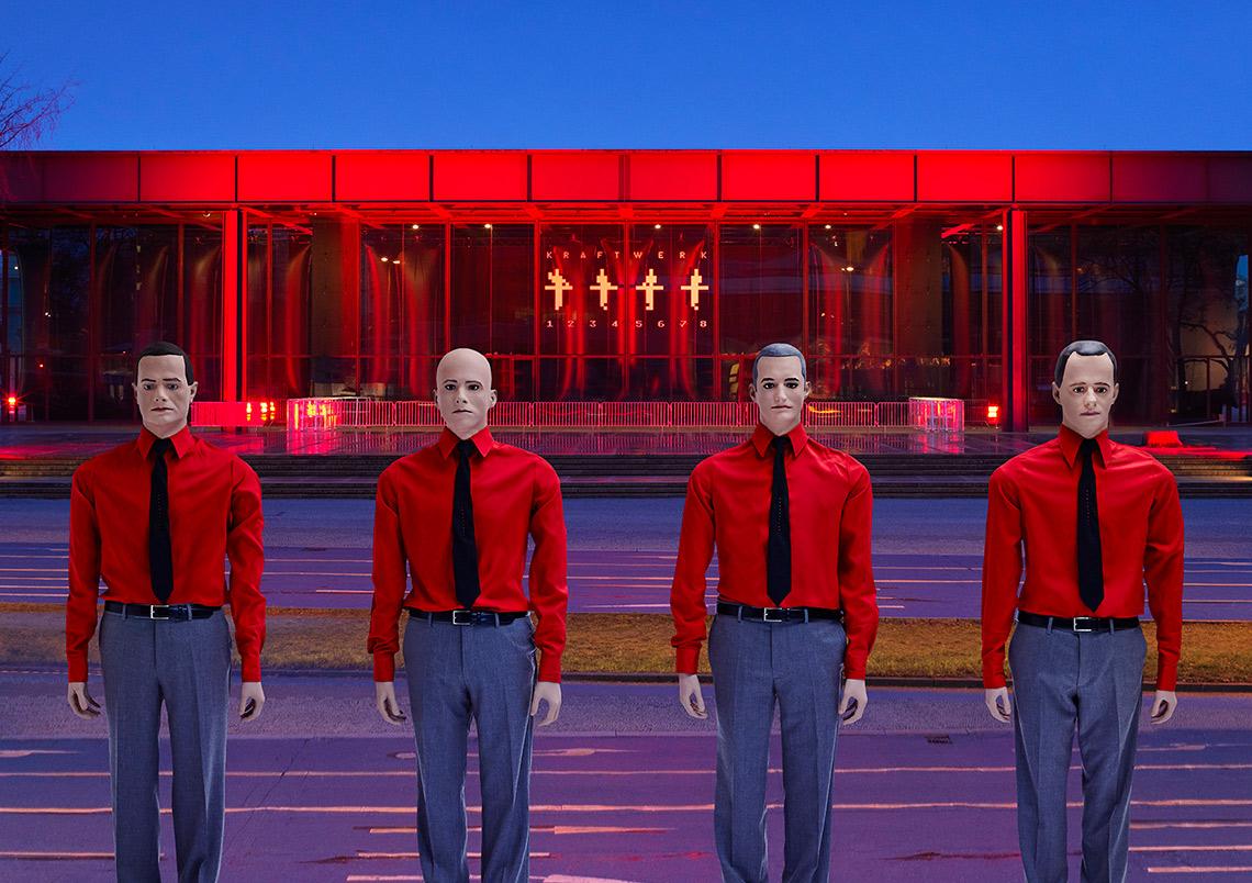 Kraftwerk – 3-D Der Katalog