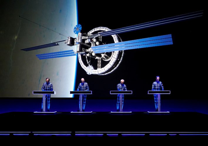 Kraftwerk  - 3-D Der Katalog (Live)
