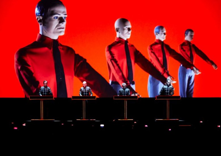 Kraftwerk  - Tourdaten (Zusatzshows)