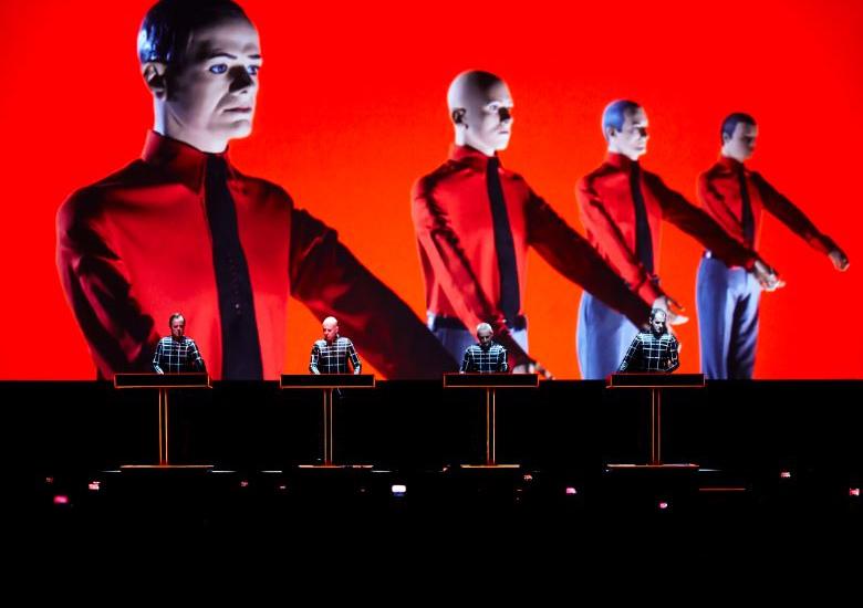 Kraftwerk – Tourdaten (Zusatzshows)