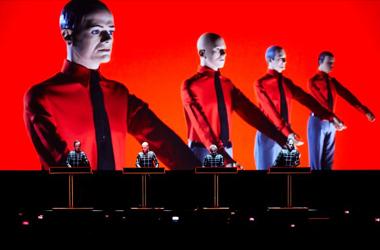 Kraftwerk  - Drei exklusive 3D-Shows in Karlsruhe