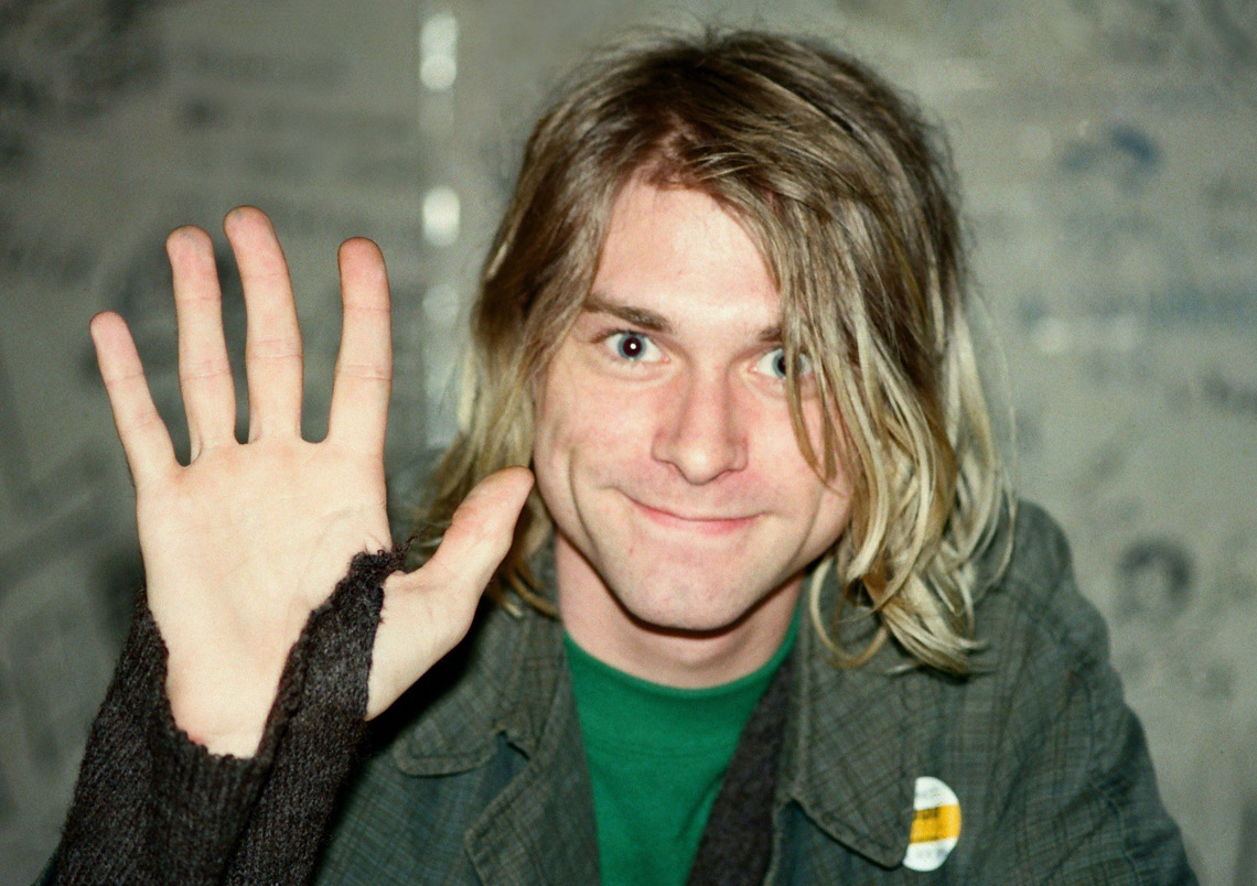 Kurt Cobain – Stupid Club