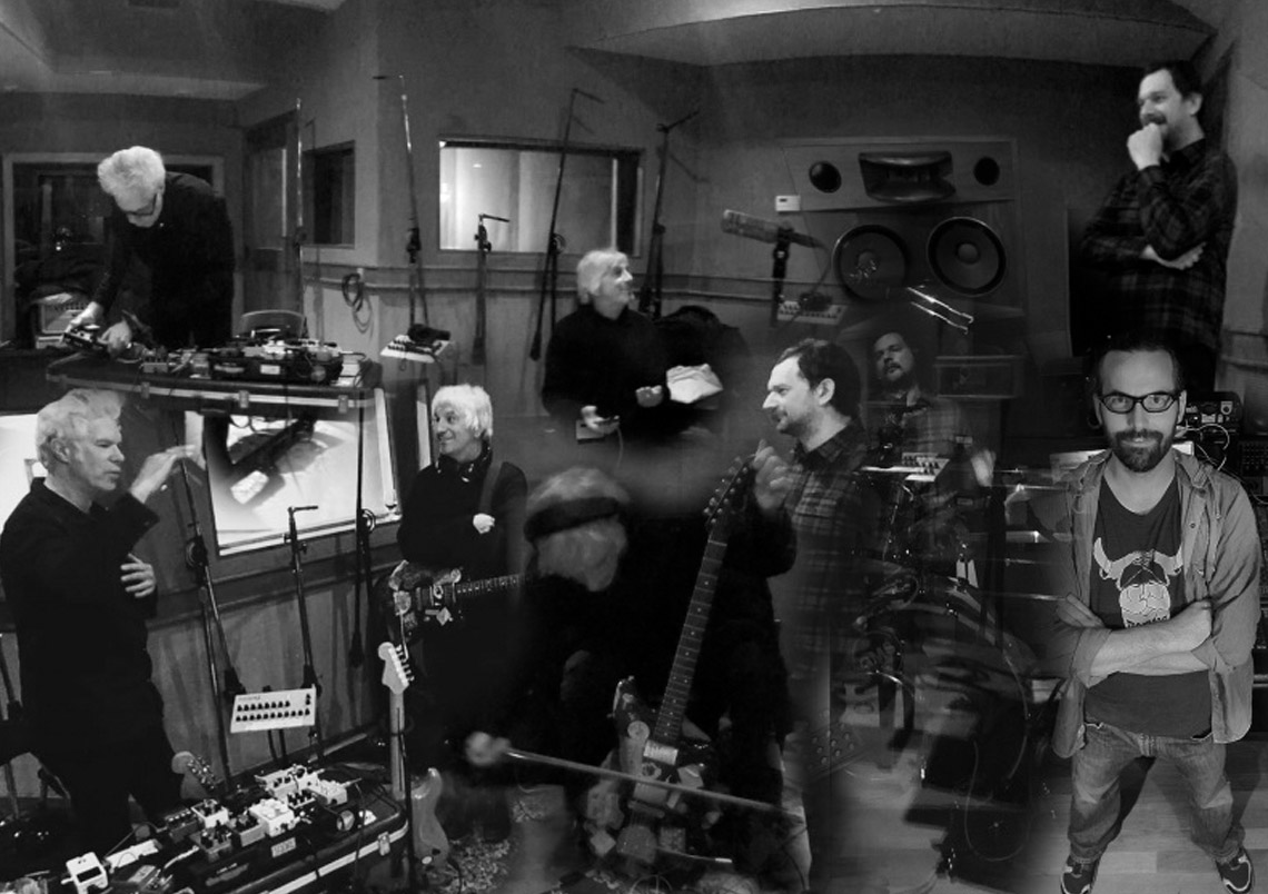 Lee Ranaldo / Jim Jarmusch / Balázs Pándi / Marc Urselli – Churning of the Ocean