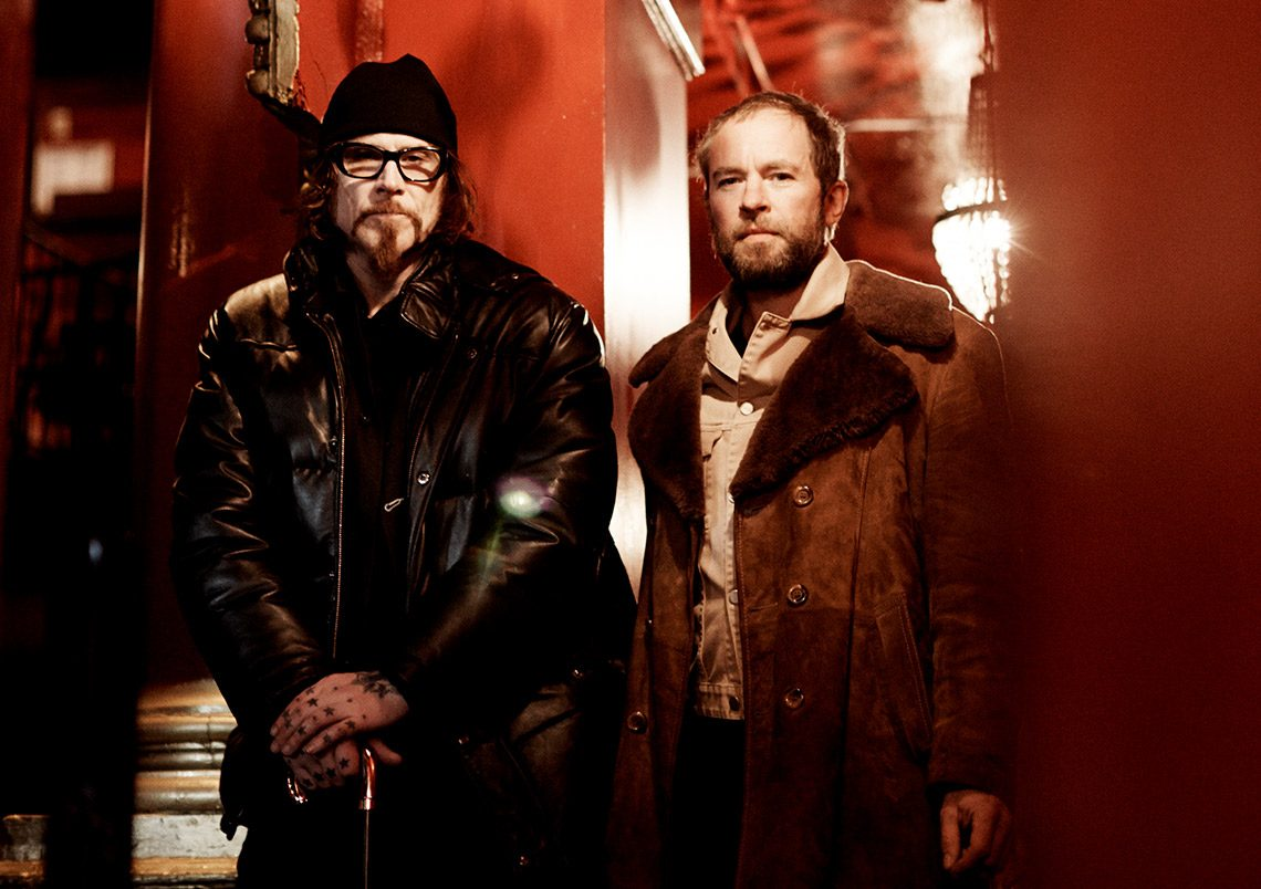Mark Lanegan & Duke Garwood – With Animals