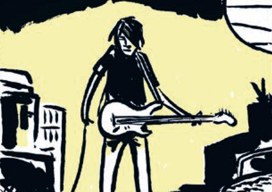 Michael Büsselberg: Sie wollen uns erzählen – Zehn Tocotronic Songcomics