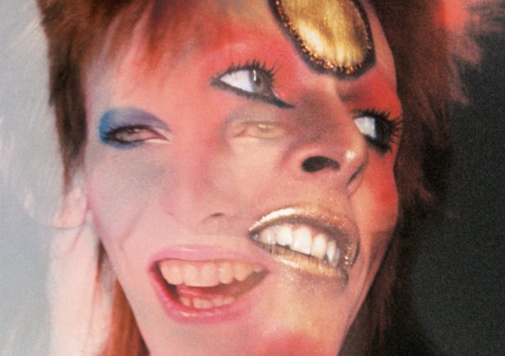 Mick Rock  - The Rise of David Bowie
