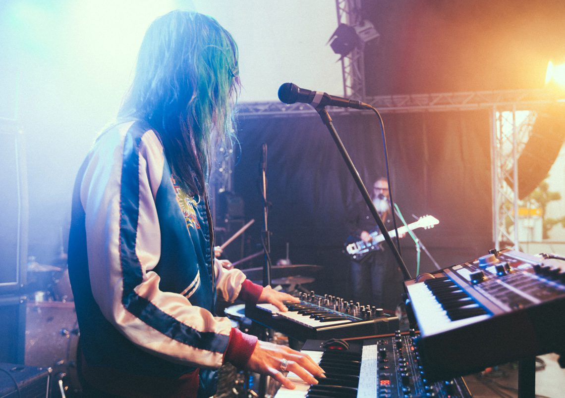 Moon Duo – Dachauer Musiksommer