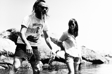 Moon Duo – High Over Blue