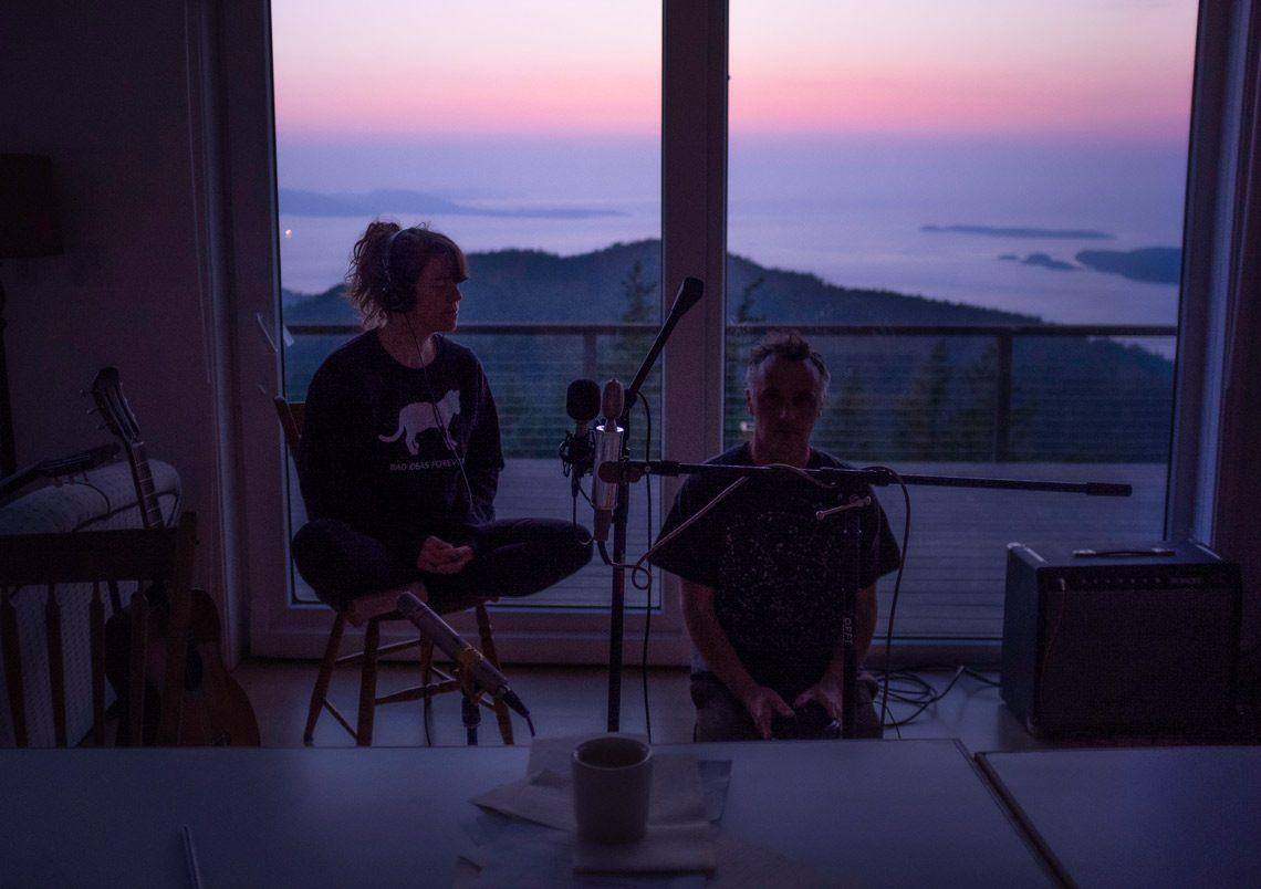 Mount Eerie with Julie Doiron – Lost Wisdom pt. 2
