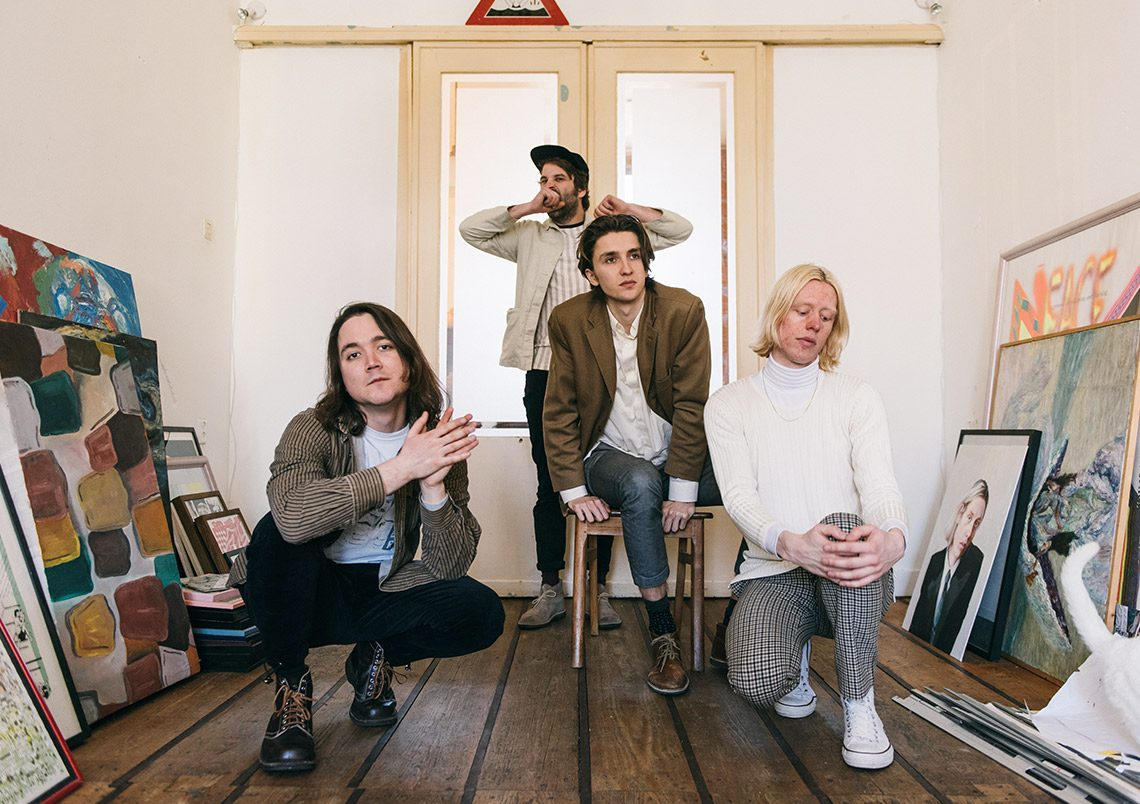 Mozes And The Firstborn – Dadcore