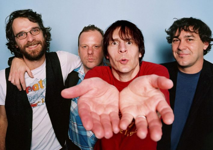 Mudhoney  - Live in Europe