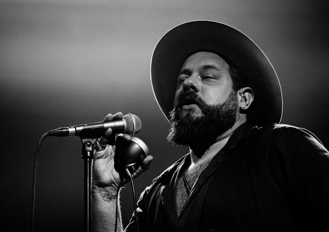 Nathaniel Rateliff & The Night Sweats - München