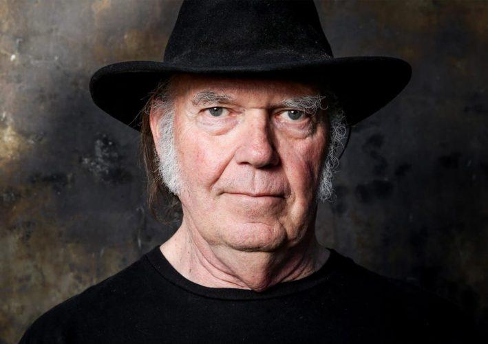 Neil Young  - Europatournee 2019