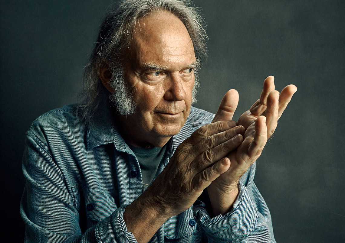 Neil Young – Neil Young Archives