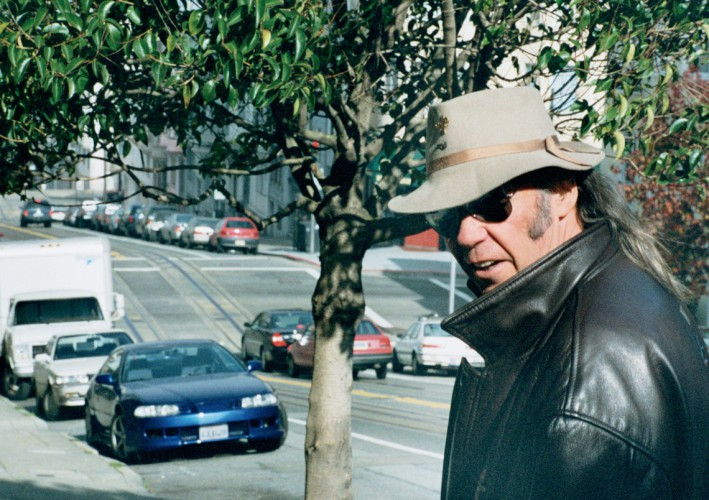 Neil Young  - Rebel Content Tour 2016
