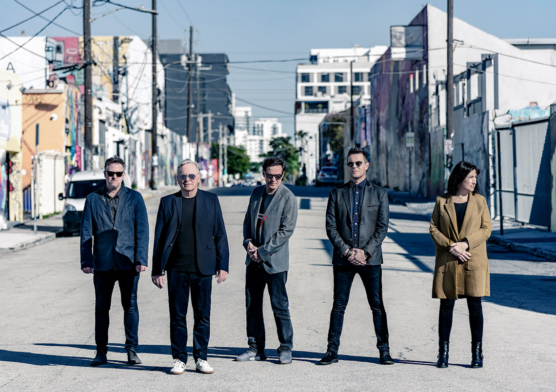 New Order – Autumn European Tour 2019