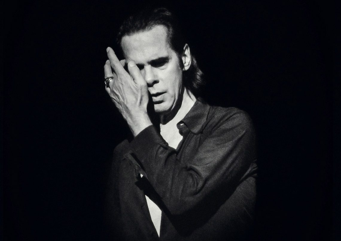 Nick Cave – An Evening of Talk and Music