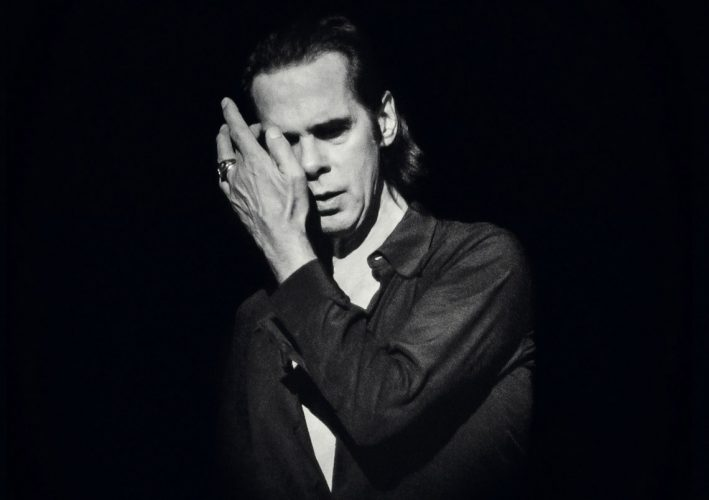 Nick Cave  - An Evening of Talk and Music