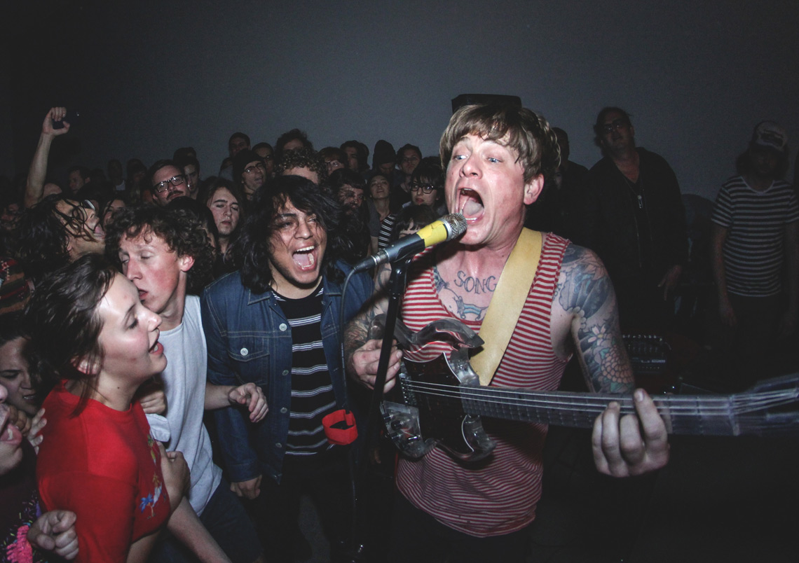 Oh Sees – Overthrown