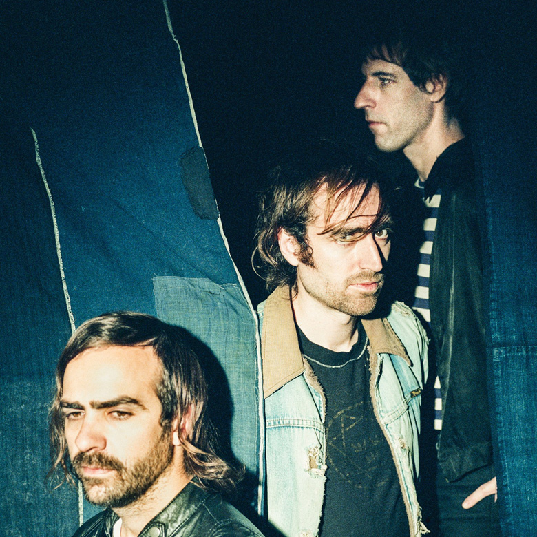 Open Tape: A Place To Bury Strangers