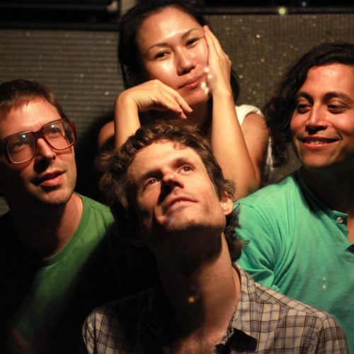 Open Tape #32 - Deerhoof