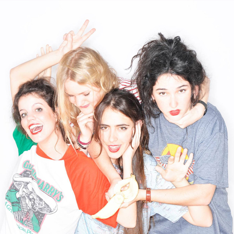 Open Tape: Hinds