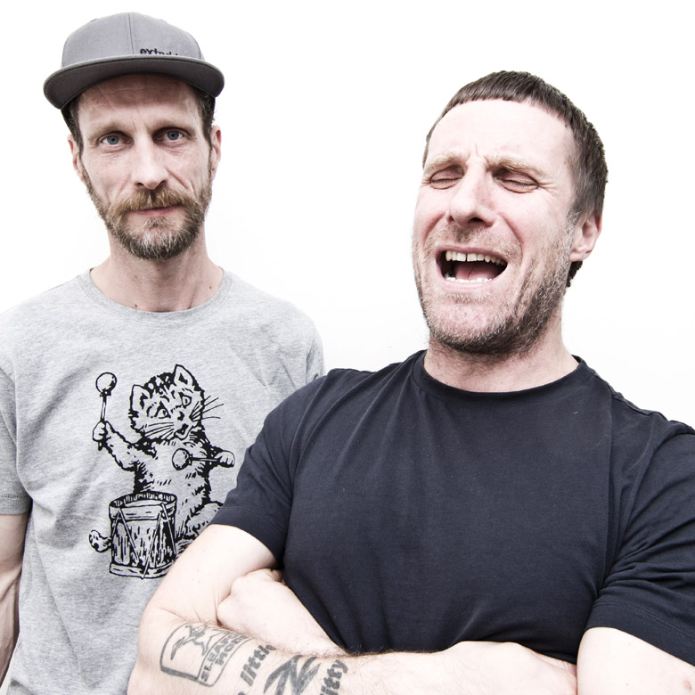 Open Tape: Sleaford Mods