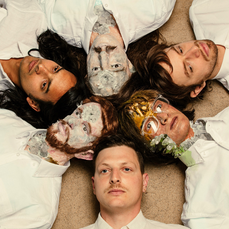 Open Tape: Yeasayer