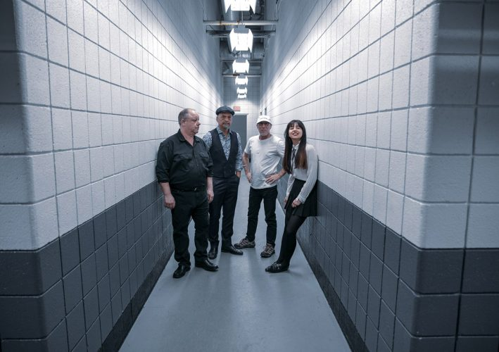 Pixies  - Europatournee 2019