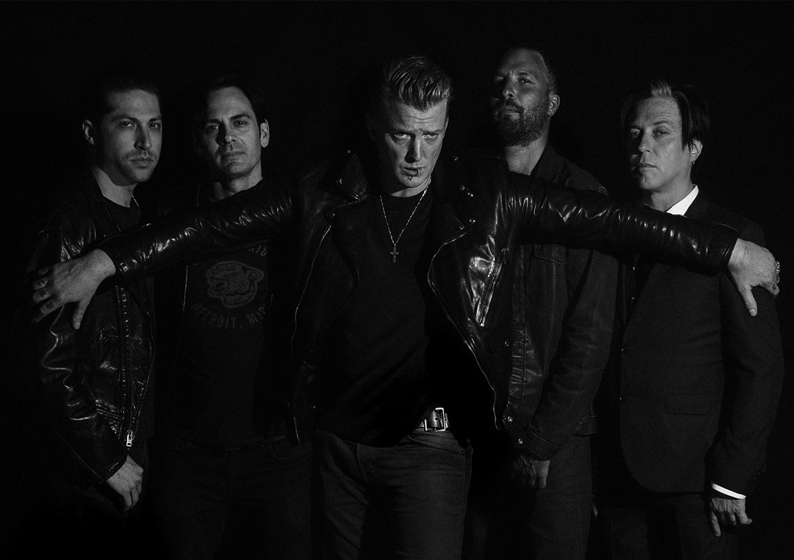 Queens of the Stone Age – The Way You Used to Do