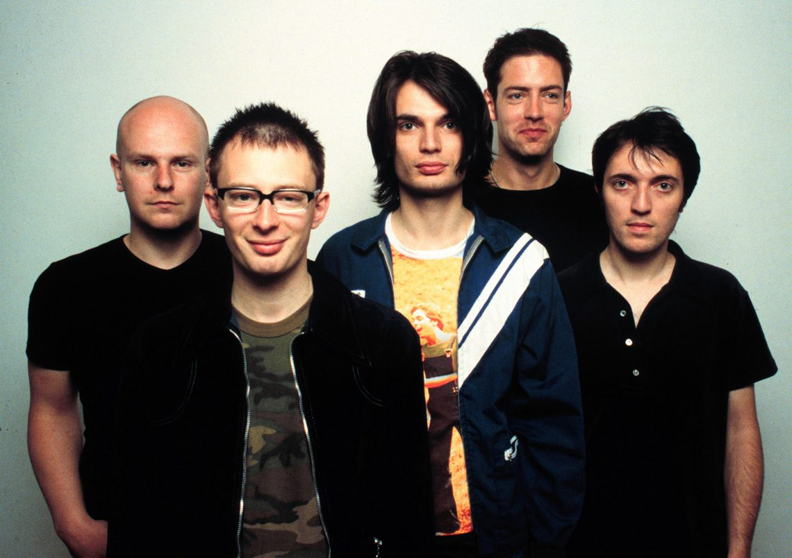 Radiohead – Man Of War