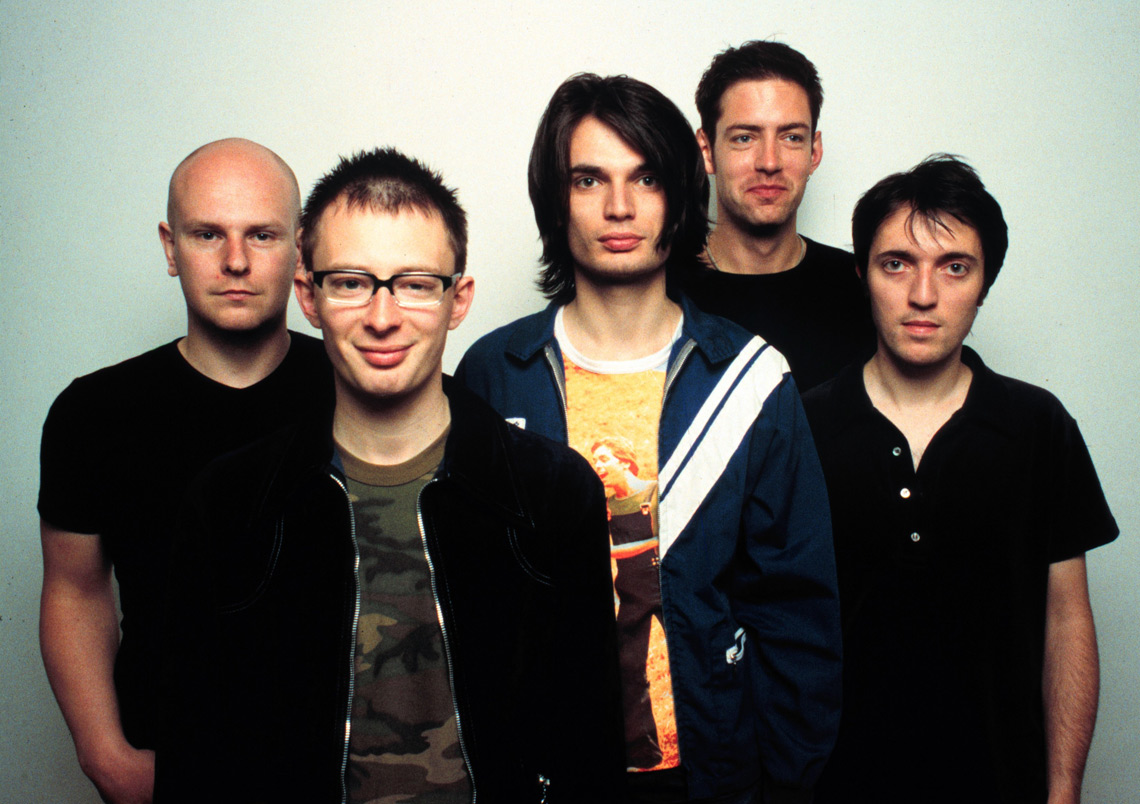 Radiohead – Man Of War