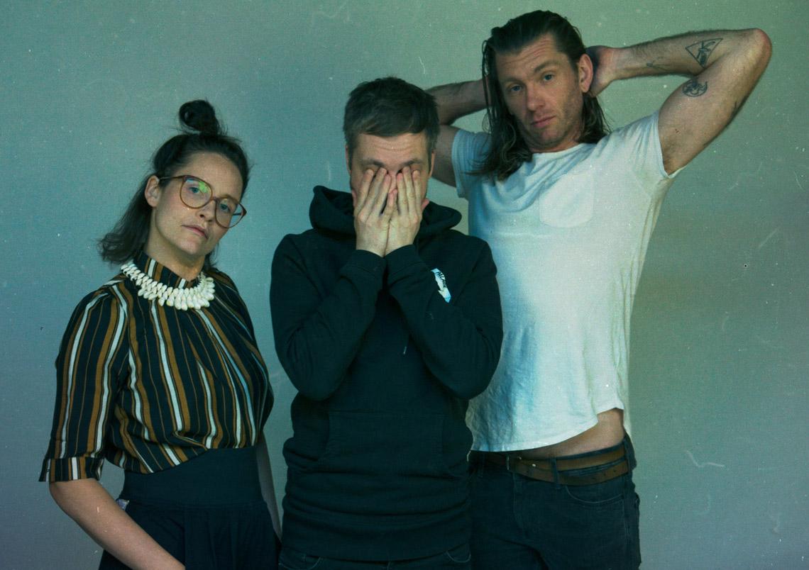 Sin Fang, Sóley & Örvar Smárason – Team Dreams
