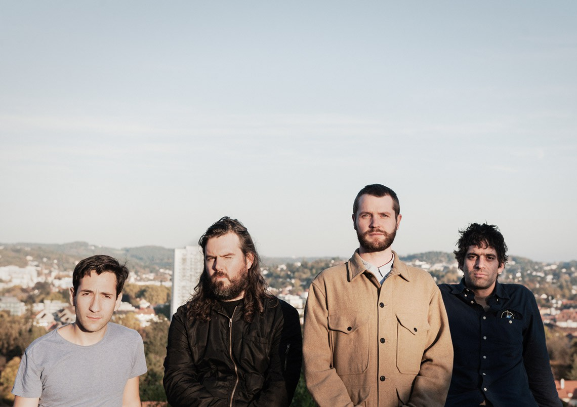 Suuns – Hold/Still